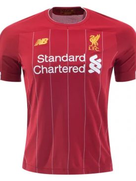 Jersey Liverpool Home 2019 2020