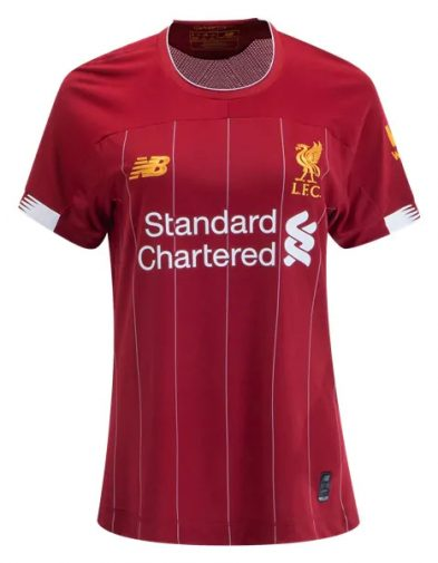 Jersey Liverpool Home Ladies 2019-2020