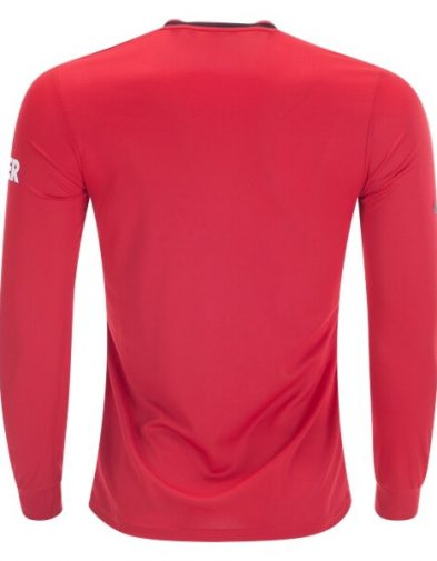 Jersey Manchester United Home Back LS 2019-2020
