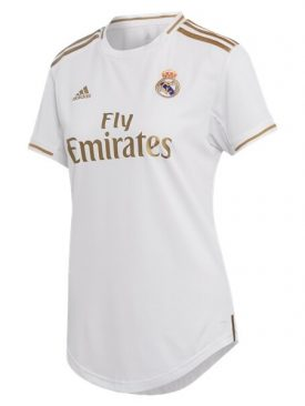 Jersey Real Madrid Home Ladies 2019 2020