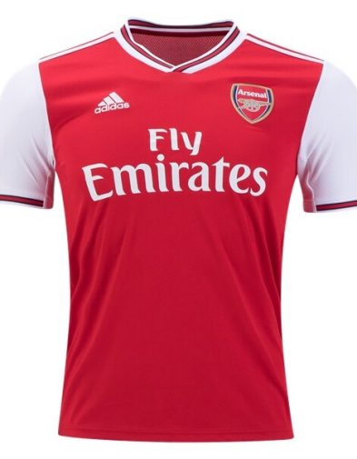 Jersey Arsenal Home 2019-2020 Terbaru