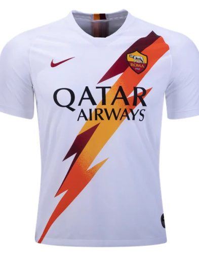 Jersey AS Roma Away 2019-2020 Terbaru | Replika Top Quality