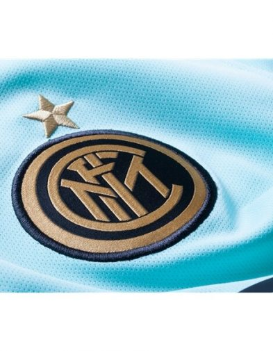 JERSEY INTER MILAN AWAY 2019 2020 LOGO