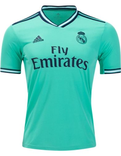 Jersey Real Madrid 3rd 2019-2020 Terbaru