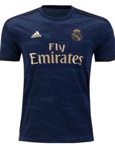 JERSEY REAL MADRID AWAY 2019-2020
