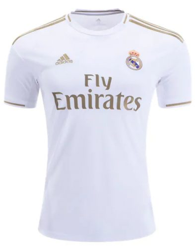 Jersey Real Madrid Home 2019-2020 Terbaru